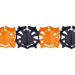 Ghirlanda paianjeni Halloween - 3m x 12 cm, Radar 52625