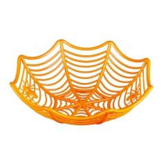Cos decorativ panza de paianjen Halloween - 28 x 8 cm, Radar 52970