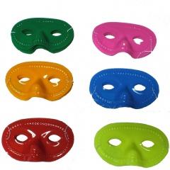 Masca plastic pentru petrecere - diverse culori, Radar 17705