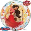 "Balon Bubble 22""/56cm, Elena din Avalon Qualatex 49325"