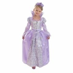 Costum Printesa pentru fetite (5-7 ani) Corolle Lilac Queen, Amscan CA13626V1-M