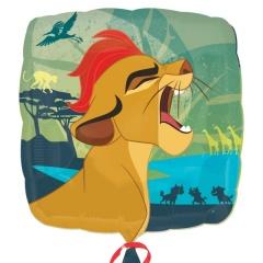 Balon folie 45 cm Regele Leu - Lion Guard, Amscan 34089
