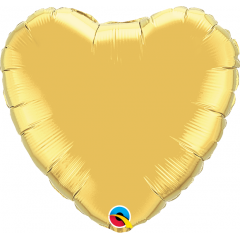 "I Love You Mini Heart Shape Foil Balloon - 9""/23cm, Amscan 10458"