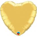 "I Love You Mini Heart Shape Foil Balloon - 9""/23cm, Amscan 10458"