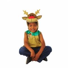 Costum Ren Rudolph Craciun pentru baieti (3-5 ani) - Amscan 995060
