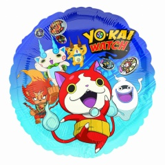 Balon folie 45 cm Yo-kai Watch, Amscan 35055