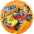 Balon folie 45 cm Mickey & Roadster Racers, Amscan 36227