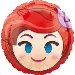 Balon folie 45 cm Ariel Emoticon, Amscan 36371