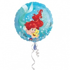 Balon folie 45 cm Ariel Dream Big, Amscan 33823