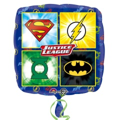 Balon folie 45 cm Justice League, Anagram 32281