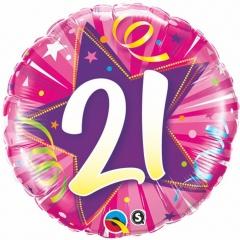 Rapunzel Foil Balloon, 45 cm, 26407