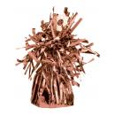 Greutate din Folie Rose Gold pentru baloane - 150 g, Qualatex 58252