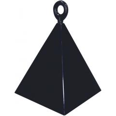 Greutate pentru baloane forma piramida negru- 150 g, Qualatex 144280g, Amscan 1029602