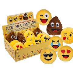 Minge haiose cu emoji - ca. 8 cm, Radar 62/1018, diverse modele