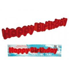 "Forma cuburi de gheata ""Happy Birthday"" - 13 cuburi, Radar 79/5112"
