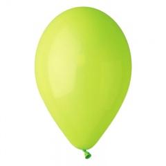 Baloane Latex 21 cm, Verde Deschis 11, Gemar A80.11