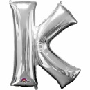 "Baloane Folie Mari cu Litere A-Z Aurii, 86 cm / 34"", Northstar Balloons, 1 buc"