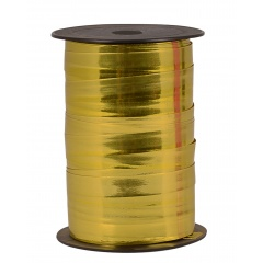 Limone Metallic Curling Ribbon - 100m, Radar B12596, 1 Roll
