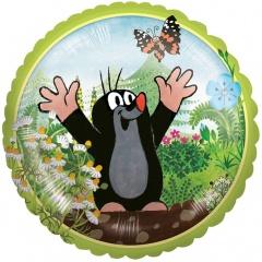 """Balon Folie 43 cm """"Little Mole"""", Amscan 37794"""