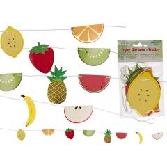 Ghirlanda decorativa fructe - ca. 1 m, Radar 181081