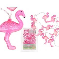 Ghirlanda luminoasa led cu flamingo - ca. 1,65 m, Radar 57/8018