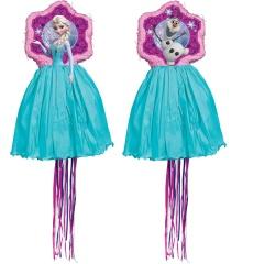 Pinata Disney Frozen cu sfori - Elsa, Amscan 9903157, 1 buc