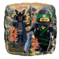 Balon folie 45 cm Lego Ninjango - Amscan 36139