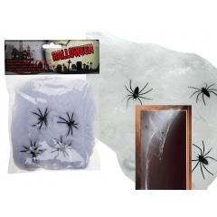 Paienjen decorativ Halloween - 5 cm, Radar 98/2024, set 4 buc