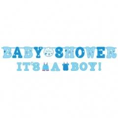 Bannere decorative , Baby shower - It's a boy, Amscan 121491, set 2 buc