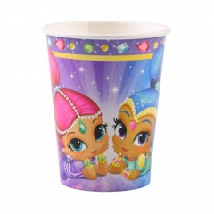 Servetele de masa Shimmer and Shine pentru petrecere copii - 33 x 33 cm, Amscan 9902155, Set 20 buc