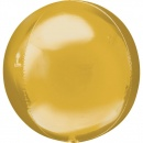 Balon folie orbz Rose Gold - 38 x 40 cm, Amscan 36181