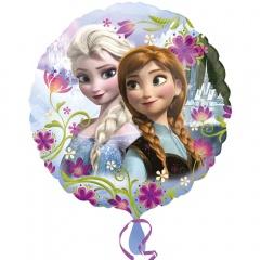 "Frozen (Anna & Elsa) Foil Balloon, Amscan, 18"", 30197"