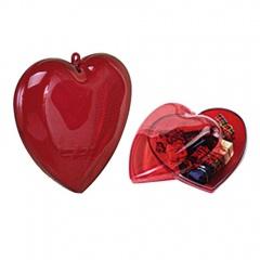 Cutie forma inima pentru cadouri - 10 cm, Radar 45418