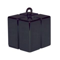 Greutate pentru baloane forma cadou - negru, 110 g, Qualatex 14389