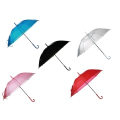 Dome Umbrella with Colourful Dots - 785 cm, OOTB 61/1930, 1 piece