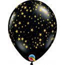 "11"" Printed Latex Balloons, Qualatex 80596"