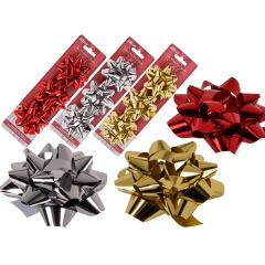 Fundite decorative pentru cadouri - approx. 6 cm, Radar 180460, 3 buc/set