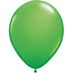 Balon Latex Green, 16 inch (41 cm), Qualatex 43869