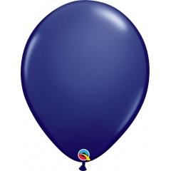 Balon Latex Navy, 16 inch (41 cm), Qualatex 57128