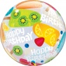 "Frozen Treats Bubble Balloon - 22""/56 cm, Qualatex 49089, 1 piece"