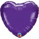 """Swirl Hearts Love XL Foil Balloon, Amscan, 30"""", 20851"""