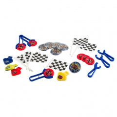 Blaze and the Monster Machines – Toys for Piñata, Amscan 9901366, 24 pcs
