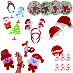 Christmas Gift Package, Radar Gift, set of 20 pieces