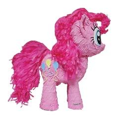 Pinata My Little Pony cu sfori, Amscan 9903159, 1 buc