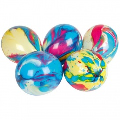 """7""""/18 cm Latex Balloons Marbled Balloons Assorted, Amscan 6483, pack of 8 pieces"""