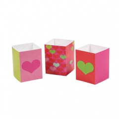 Lovely Moments Light Bags, Amscan 150507, pack of 3 pieces