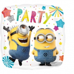 Balon Folie 45 cm Party Minion, Amscan 36159
