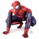 Balon Folie Figurina AirWalkers Spiderman, 91 cm, 23483