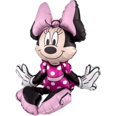 Balon folie figurina Minnie Mouse - 38 x 45 cm, Amscan 38188