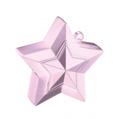 Star Shaped Weight - Pearl Pink, 150 g, Qualatex 38799
